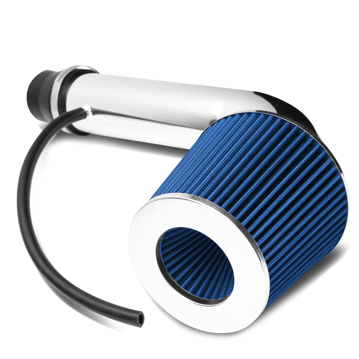 For Honda Accord Acura TL/CL 3'' OD Blue Performance Air Intake + Filter System