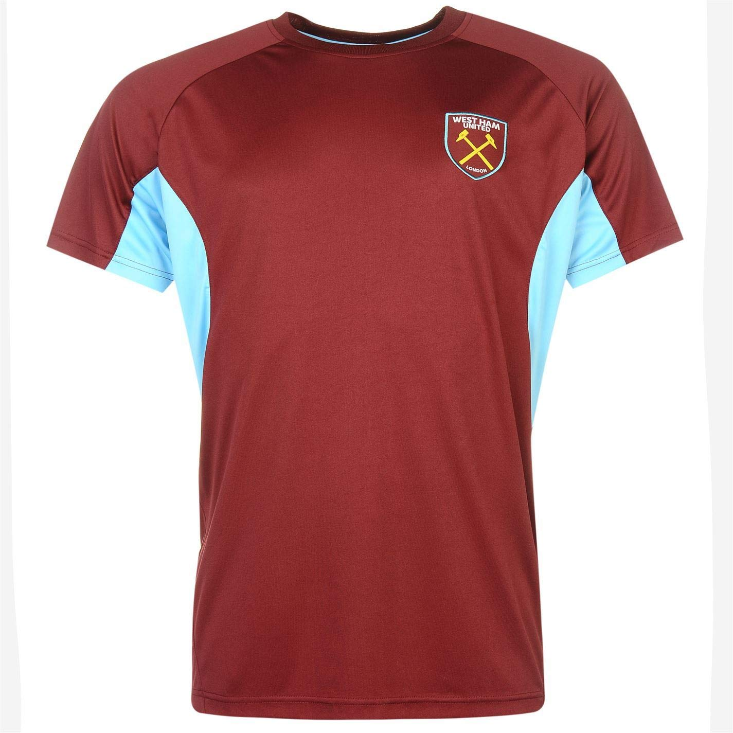 Source Lab West Ham United FC - Camiseta de fútbol para Hombre ...