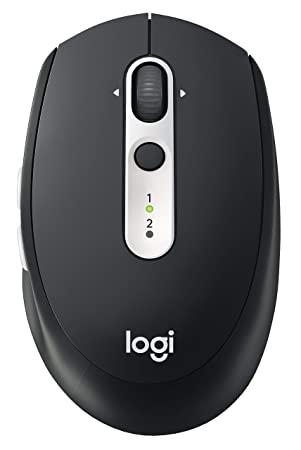 692bdf88ce1 Logitech M585 Multi-Device Wireless Mouse - with Bluetooth or USB, 2 Year  Battery