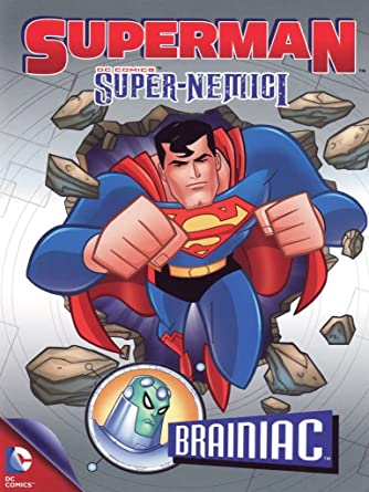 La colonna sonora dei cartoni di superman è in vendita incisa su