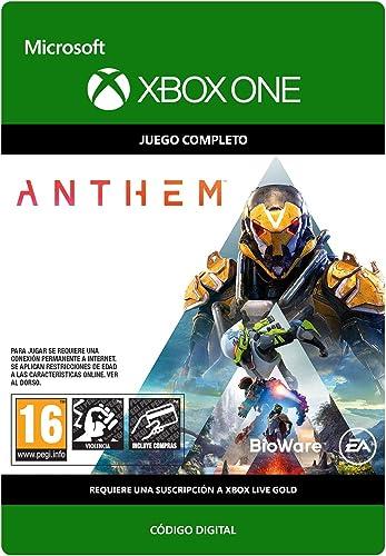 Anthem | Xbox One - Código de descarga: Amazon.es: Videojuegos