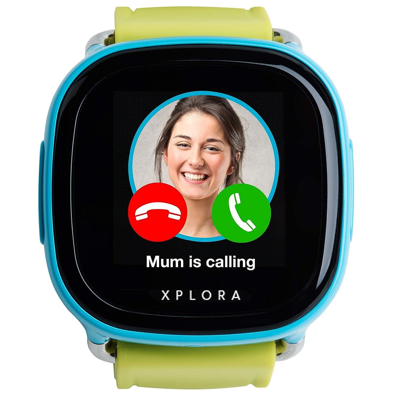 XPLORA - Teléfono inteligente para niños, incluye 12 meses ...