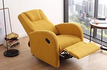 SuenosZzz - Sillon Relax reclinable Flux tapizado Tela ...