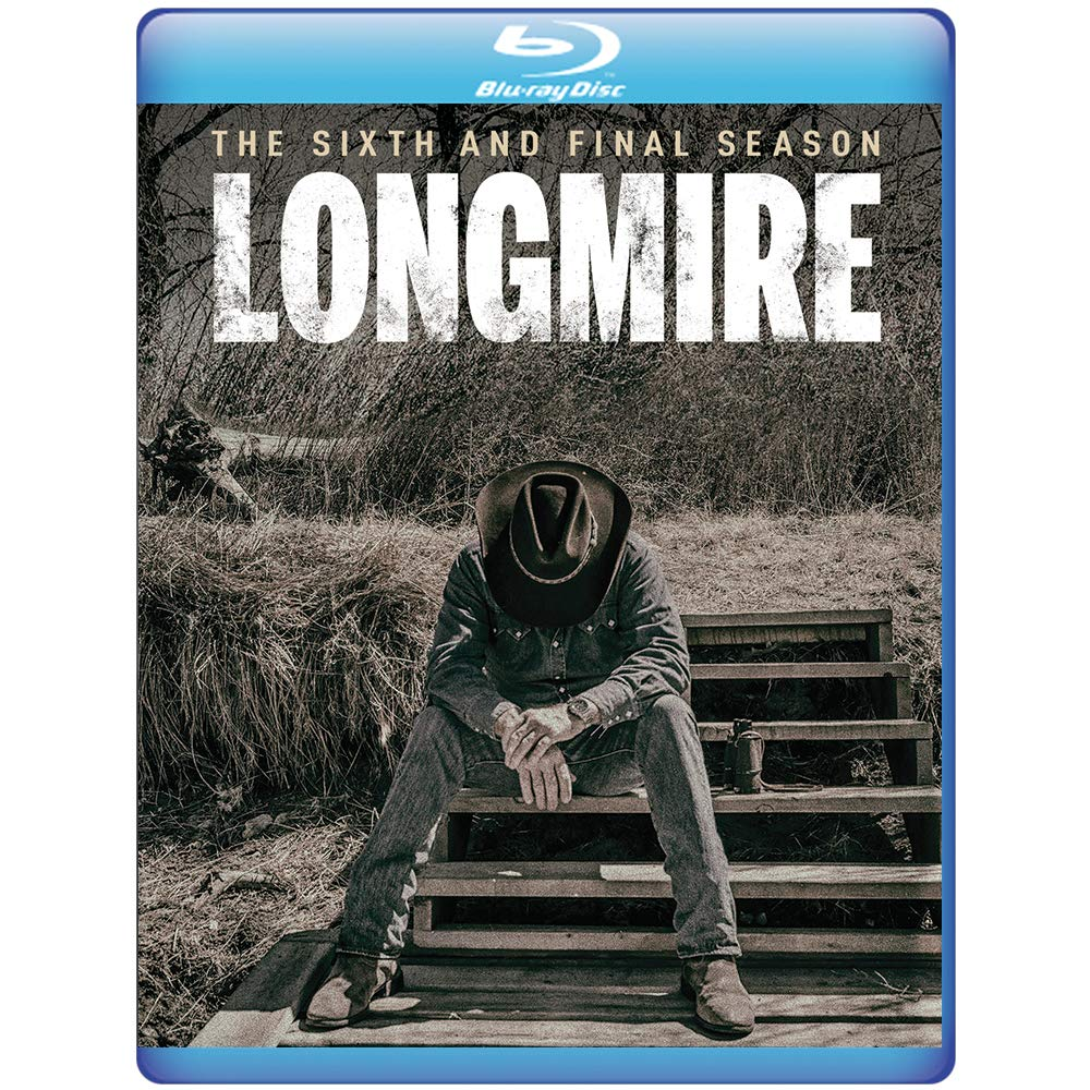 Longmire: Sixth & Final Season 4 Blu-Ray Edizione: Stati Uniti Italia Blu- ray: Amazon.es: Robert Taylor, Katee Sackhoff, Lou Diamond Phillips, Cassidy Freeman, Robert Taylor, Katee Sackhoff: Cine y Series TV