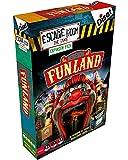 Outletdelocio. Expansion para el juego Escape Room. Bienvenidos a Funland. Edicion Española