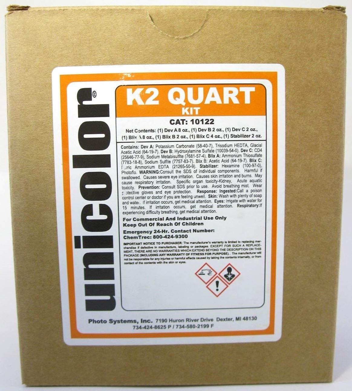 Ultrafine Unicolor C-41 Liquid Home Developer Kit 35mm (1 Quart)