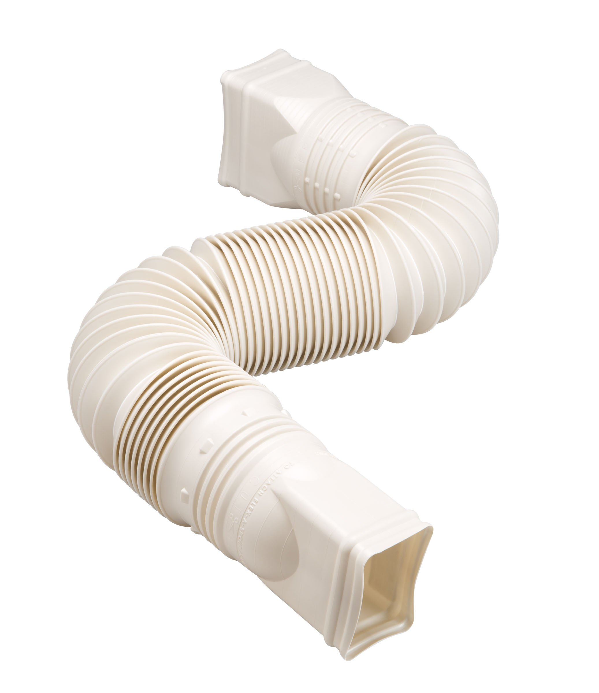Amerimax Home Products 85014 Flex-a-spout Tan by Flex-Drain