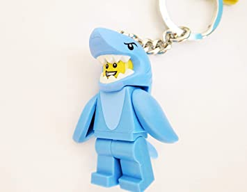 LEGO 853666 Shark Suit Guy Key Chain
