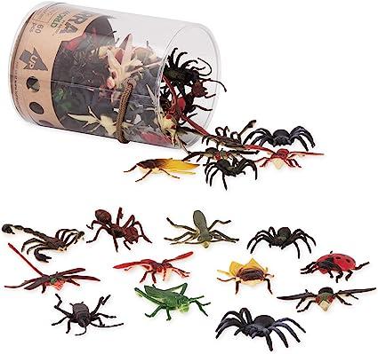 Battat Terra AN6077Z Insect World Tube Multi