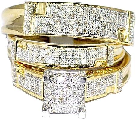 IdealCutGems-wedding-ring-sets  product image 2
