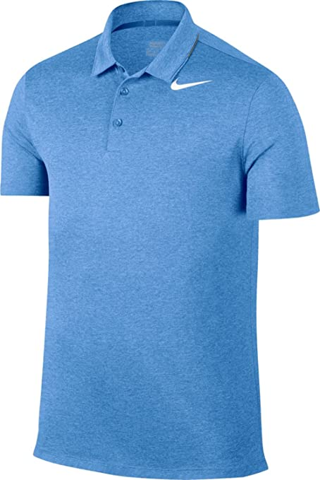 dbf05087957ed Image Unavailable. Image not available for. Color: Nike Golf Closeout Men's  Breathe Heather Polo ...