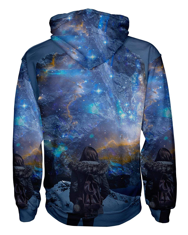 Cosmic Portal Pullover Hoodie