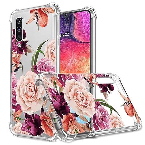 Amazon.com: Osophter - Carcasa para Samsung Galaxy A50 ...