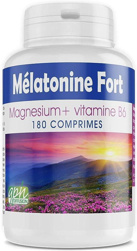 Effects Of Melatonin On The Body : Code avantage - Bénéfices | Comment faire une cure ?