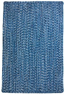 product image for Capel Rugs Team Spirit Area Rug, 5' x 8', Light Blue Navy