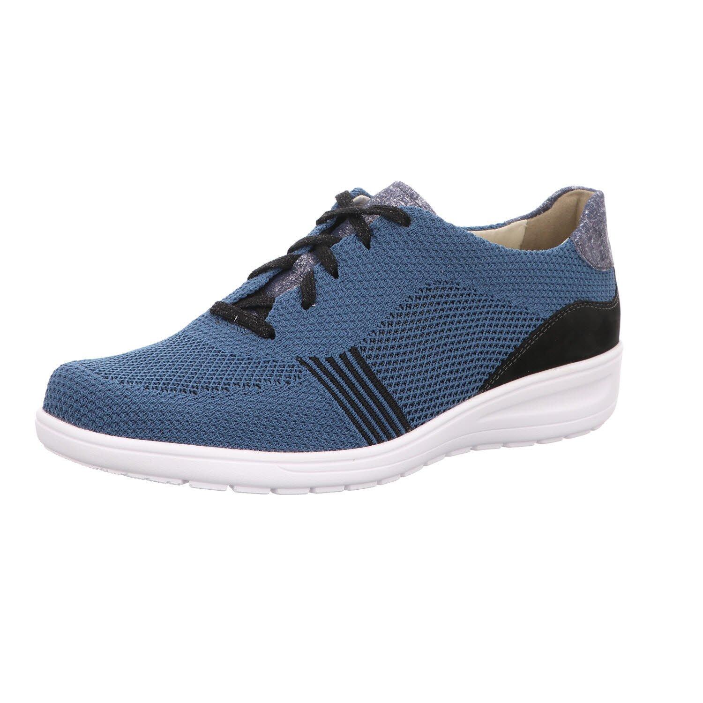Solidus Zapatos de Cordones Para Mujer 37 EU|azul y negro