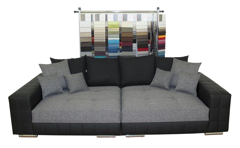 Big Sofa Style – Made in Germany – Freie Stoff und Farbwahl ohne Aufpreis aus unserem Sortiment (ausser Echtleder). Nahezu jedes Sondermaß möglich! Sprechen Sie uns an. Info unter 05226-9845045 oder info@highlight-polstermoebel.de