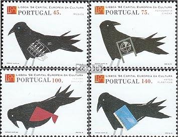 Prophila Collection Portugal 2017 2020 Komplausg 1994 Lissabon