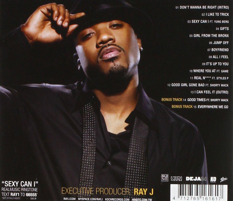 All I Feel Bonus Tracks Ray J Amazonde Musik