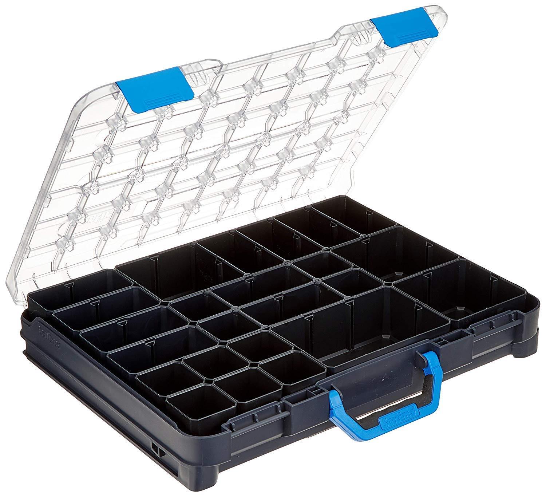 Sortimo 1000003823 WorkMo 24-500 inkl 8 Kofferschienen und 4 T-BOXXen H Standard