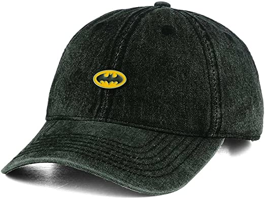 Batman Gorra de Vaquero para Hombre DC Comics, con Pin de Metal ...