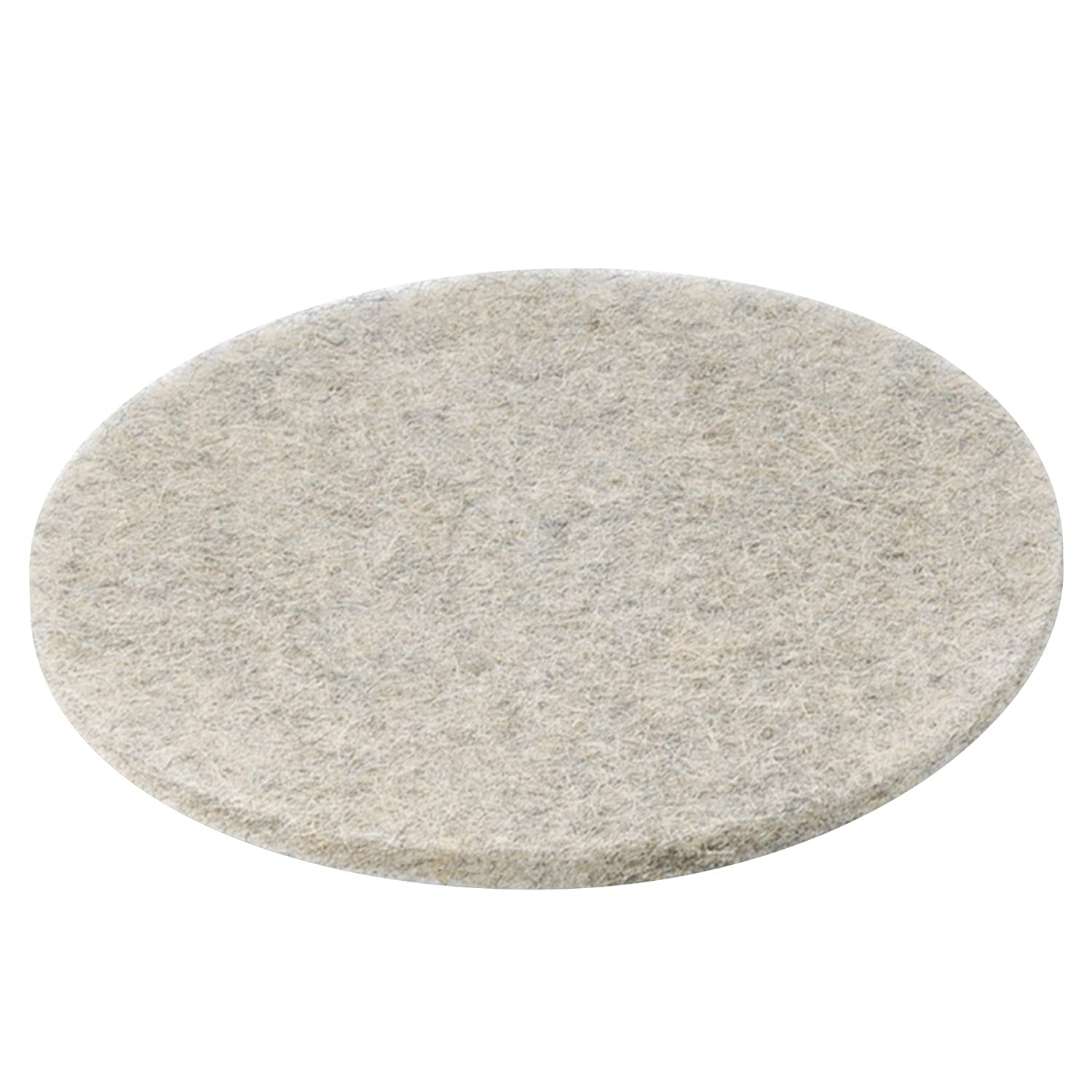 Boardwalk 4020NHE Natural Hair Extra High-Speed Floor Pads, Natural, 20 Diameter (Case of 5) United Stationers Premiere Pads 4020NHE 171746