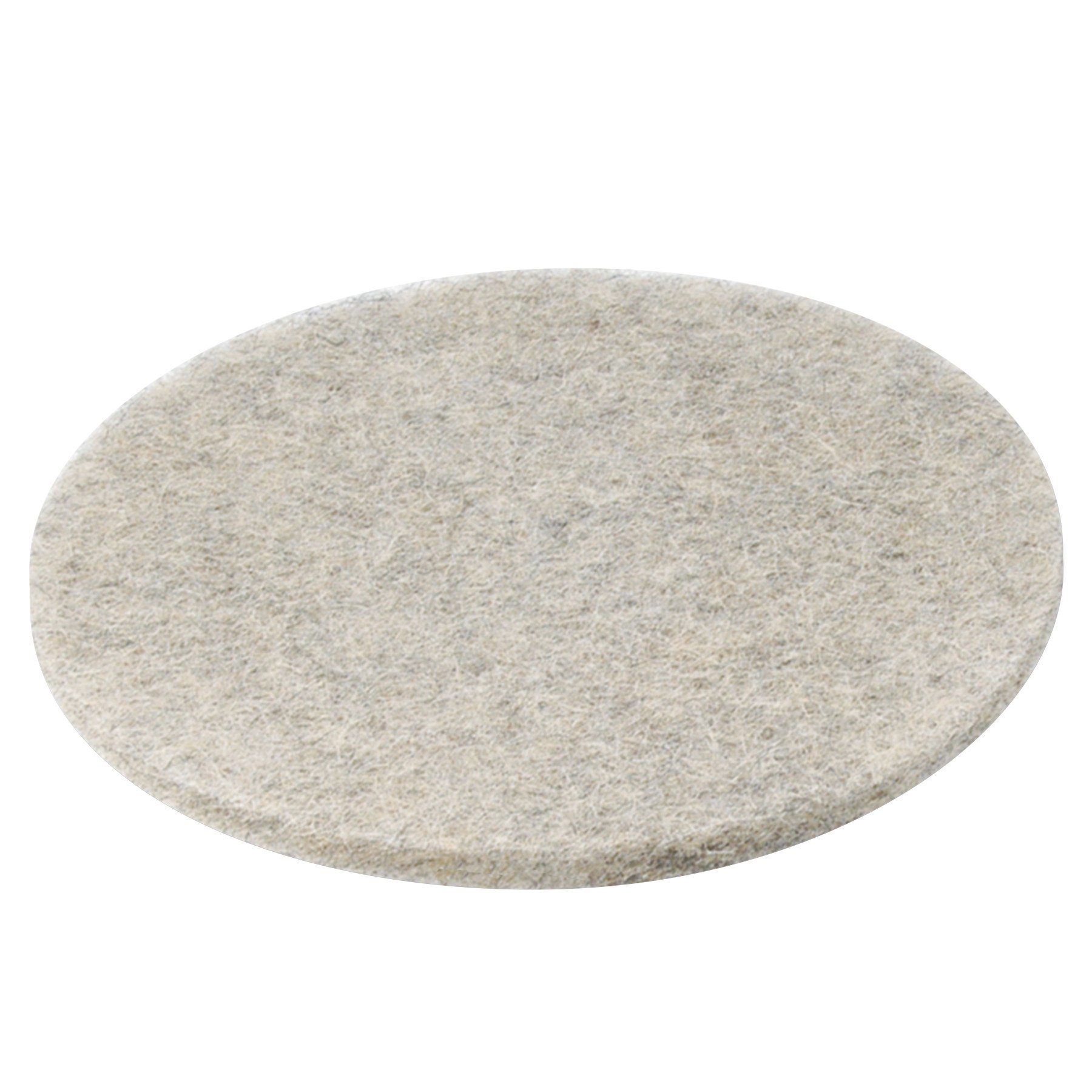 Boardwalk 4020NHE Natural Hair Extra High-Speed Floor Pads, Natural, 20'' Diameter (Case of 5) by Premiere Pads