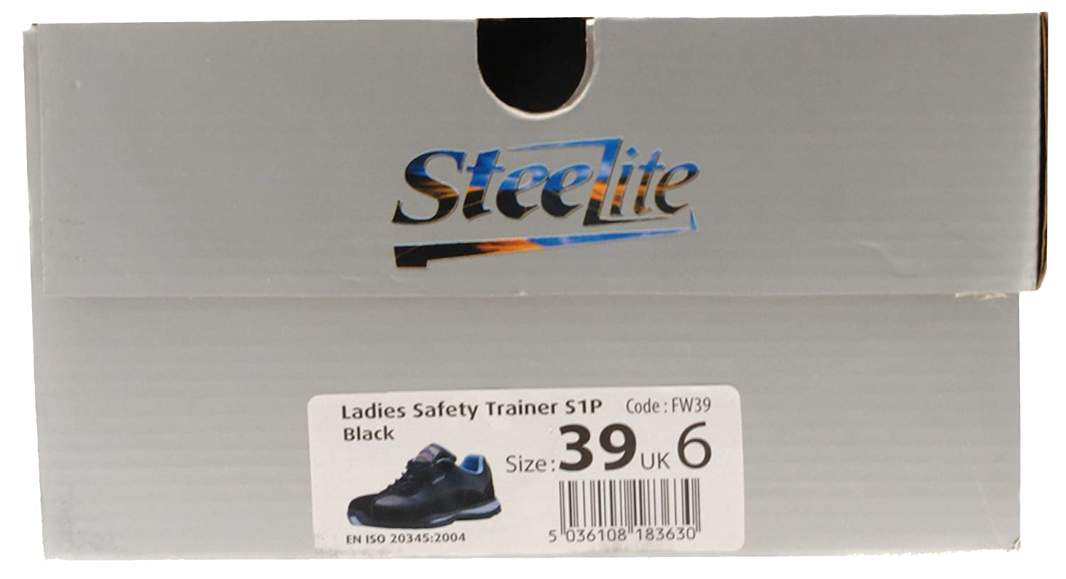 Portwest SB Ladies Safety Trainer Amazoncouk Business Industry   Science