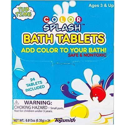 Toysmith BB002410 Tub Tints: Toys & Games