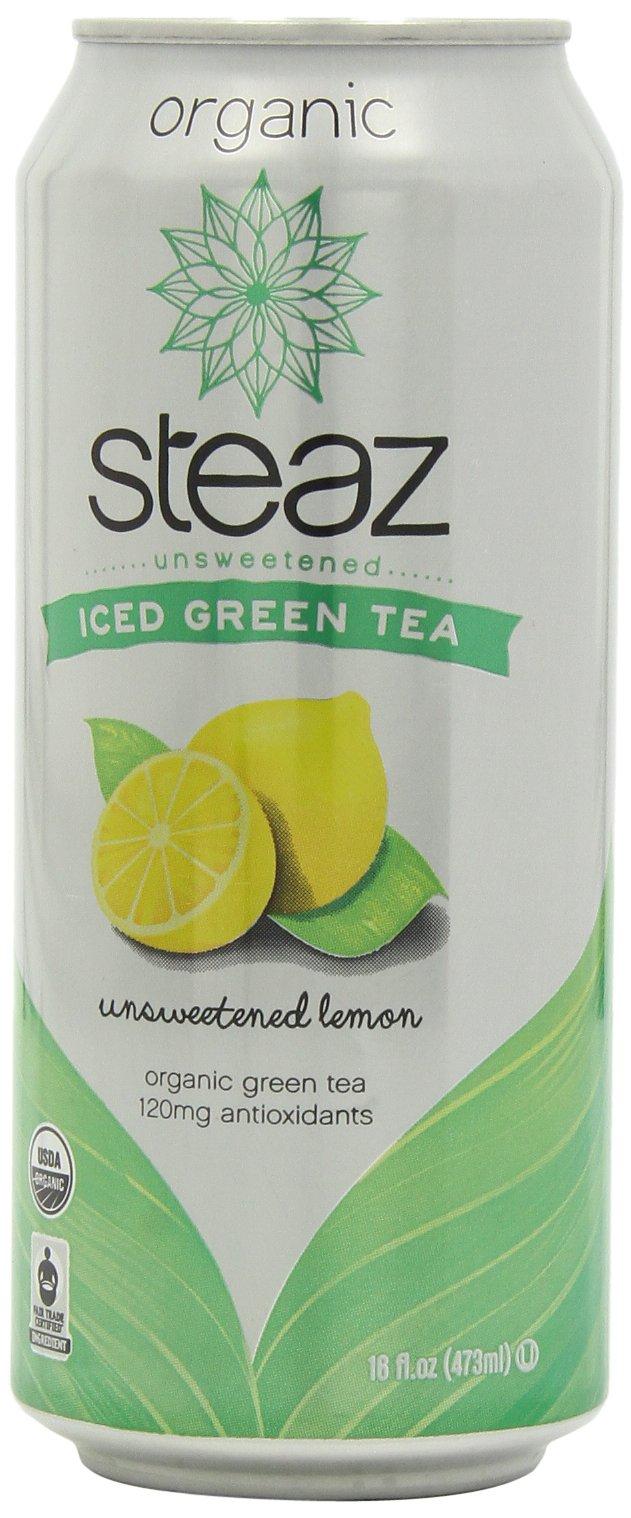 Sweet Leaf Mint Honey Green Tea Pack Of 4 Total Of 256oz