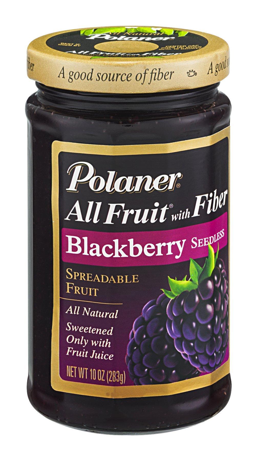 Polaner Fruit Sprd Sdls Blkbry
