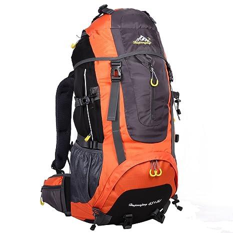 EVERGO mochila de viaje diario mochilas de ocios mochila de senderismo mochilas para Escalada Camping Montañismo