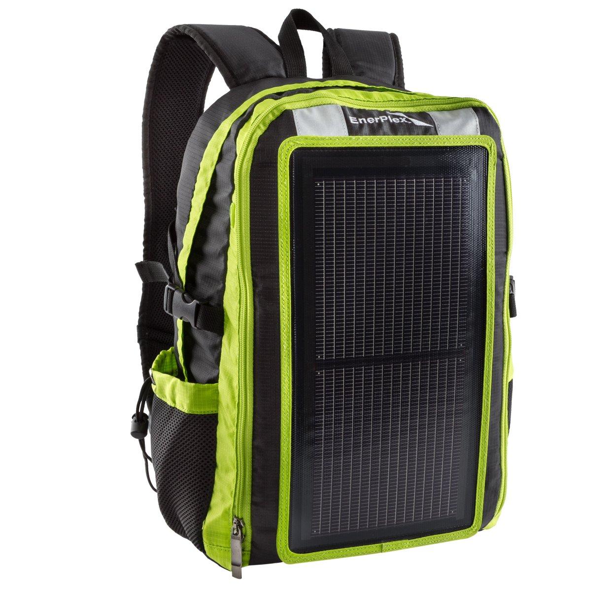 EnerPlex PK-ALPHA-GR Packr Backpack, Green by EnerPlex