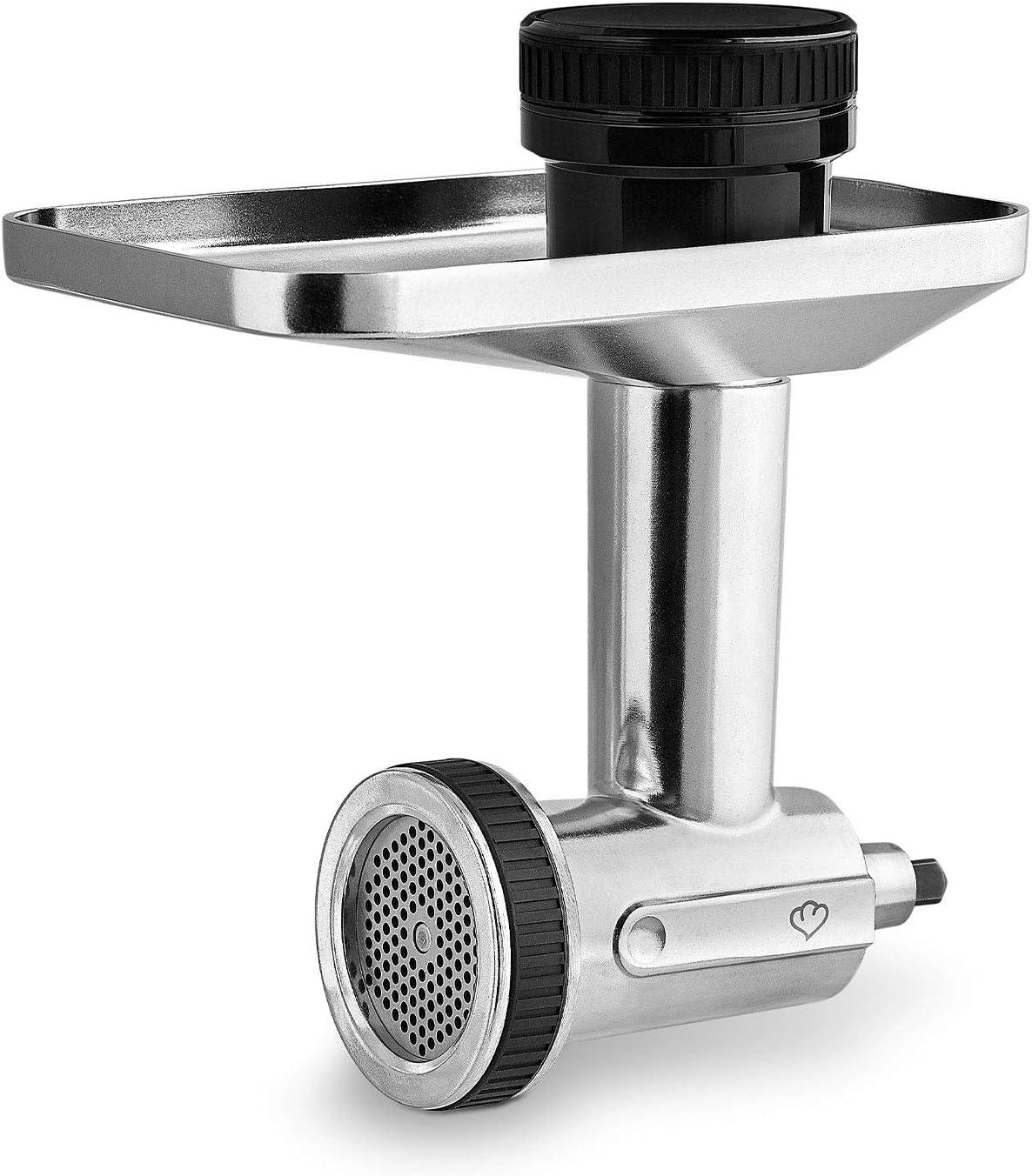 Picadora Eléctrica para el Robot de Cocina Karla – Máquina de Embutir Chorizos – Incluye Accesorios de Pastelería y Repostería para la Máquina de Hacer Galletas