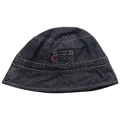 b1be9582ce366 Levis Denim Bucket Hat 46CM  Levis  Amazon.co.uk  Clothing