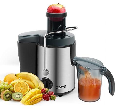 AICOK Licuadoras para Verduras y Frutas Ovalado, Licuadora con ...