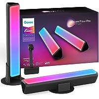 Govee Smart LED Lightbar, WiFi RGBIC LED TV achtergrondverlichting met camera, gaming lamp sync met muziek, werkt met…