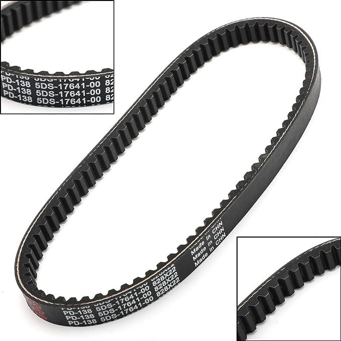 Drive Belt Fits Yamaha Majesty YP Maxter XQ TEO/'S XN 125 150 98-02 5DS-17641-00