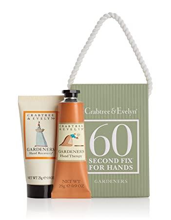 Crabtree Evelyn Gardeners Mini 60 Second Fix Kit for Hands