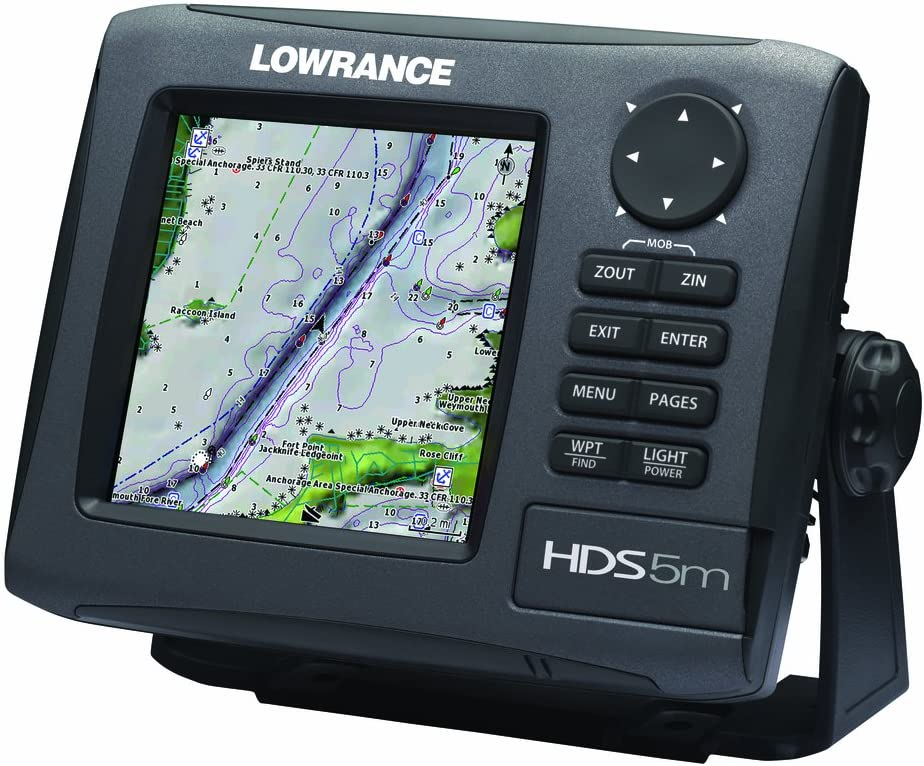 LOWRANCE HDS-5M GEN2 NAUTIC INSIGHT CHARTPLOTTER: Amazon.es ...