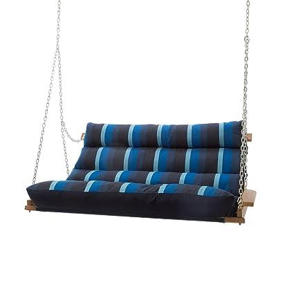 Amazon Com Hatteras Hammocks Sunbrella Deluxe Cushion Swing