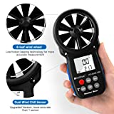 HOLDPEAK 866B-WM Digital Anemometer Handheld Wind