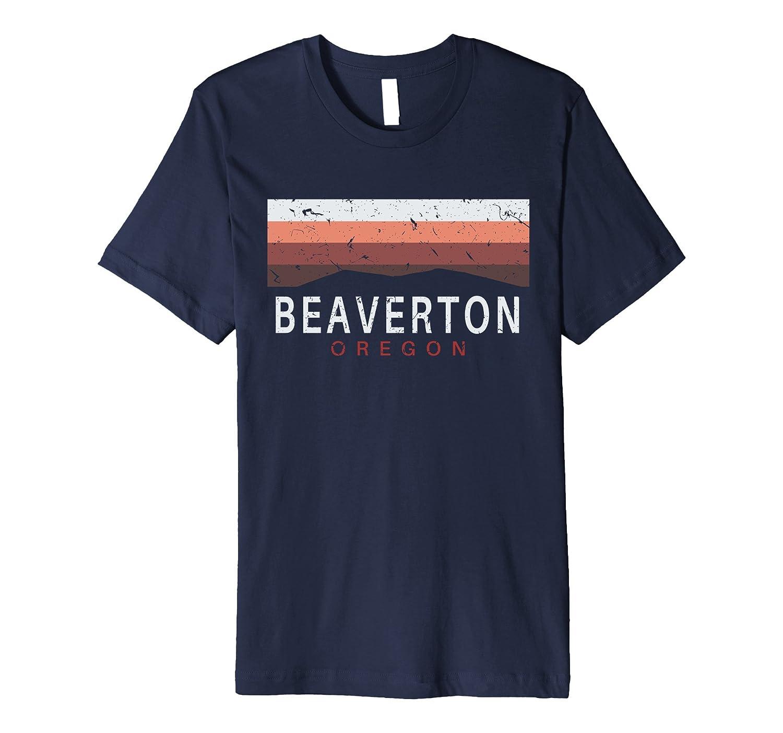 amazon com beaverton oregon t shirt mountains vintage clothing