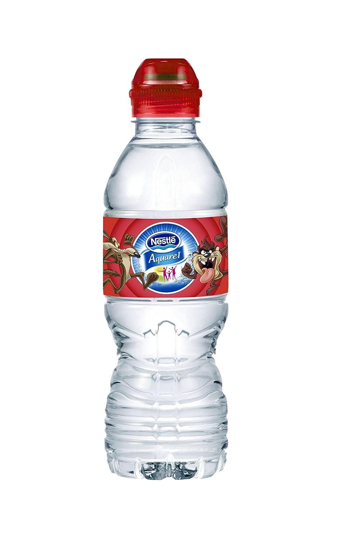 Nestlé Aquarel - 33 cl Tapón Sport Agua Mineral Natural: Amazon.es: Alimentación y bebidas