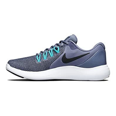 purchase cheap 29f96 99ced Nike Men s Lunar Apparent Running Shoe Light Carbon Black-Clear Jade 9