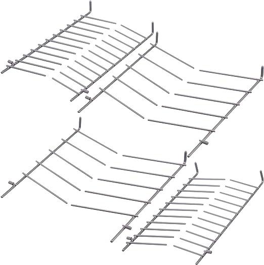 Spares2go - Platos de inserción para cesta superior para ...