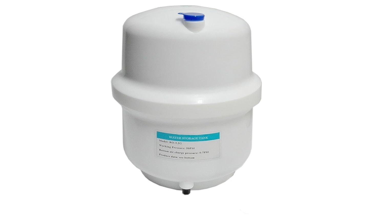 Tanque deposito agua osmosis inversa 3,2 Galones: Amazon.es: Amazon.es