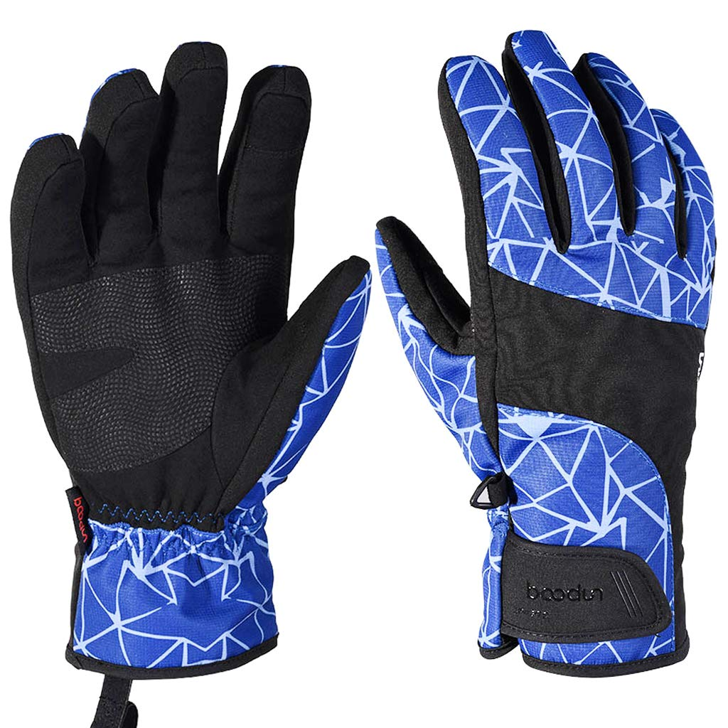 Ski Gloves Touchscreen Warm Men Women Waterproof Outdoor Windproof Full Finger Hongying Trading Co.  LTD