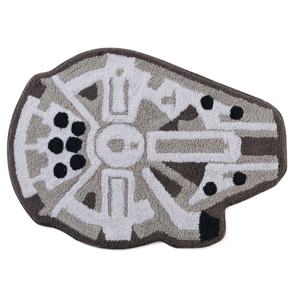 Star Wars Millennium Falcon Bath Rug franco