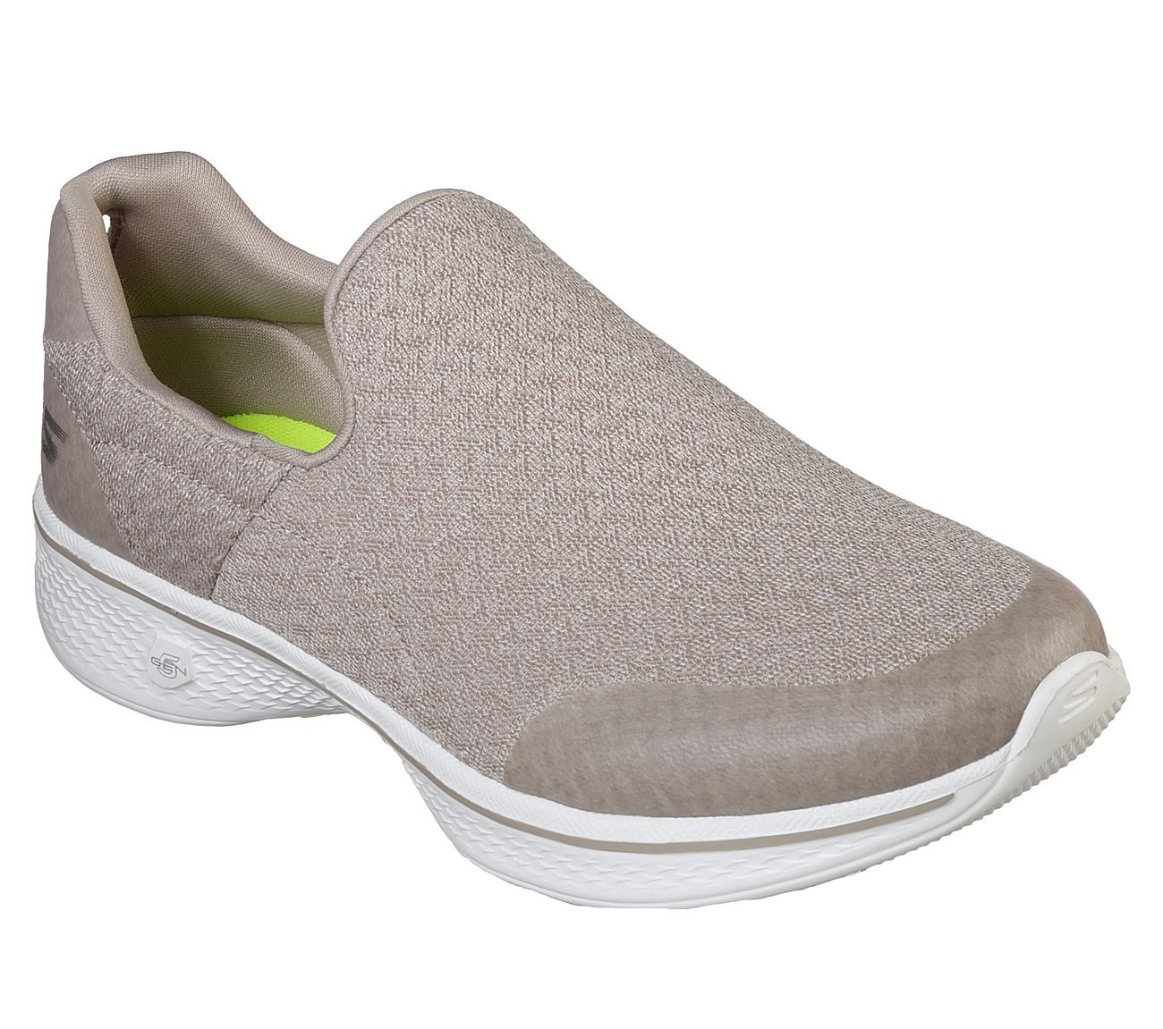 Skechers Diffuse Taupe 14937-TPE Size 8.5